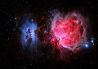 Heart blossomed to the size of the universe