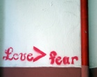 Fear or Love?