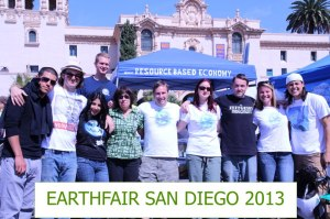 Zeitgeist San Diego Participating at Earth Fair