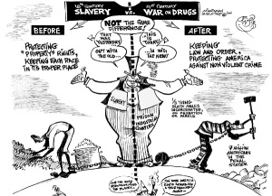 War on Drugs?