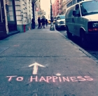 Happiness Here by The Mazeking